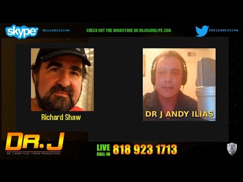 Dr. J Radio Live -  Richard Shaw