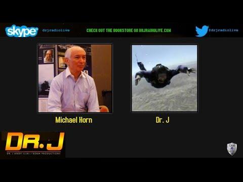 Dr. J Radio Live - Michael Horn