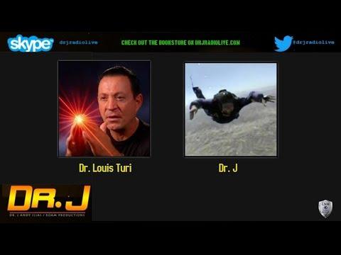 Dr. J Radio Live -  Dr. Louis Turi