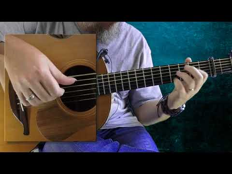 Reel de l'aveugle - Irish Guitar - DADGAD Fingerstyle Reel