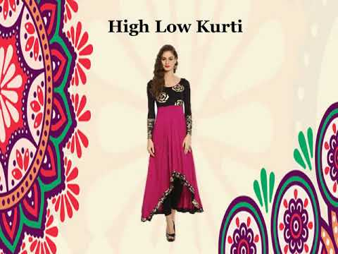 Different Kurti Style for All Occasion