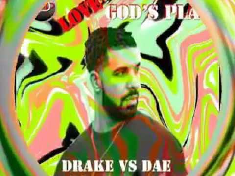 """Drake  - """"Love God's Plan""""  feat. Dae Prezidente"""