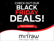 Cyber Monday Sale-Upto 70% Off on 20,000+ Styles of Dress Materials