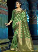 Order Unique Kanjivaram Silk Sarees at Lowest Price