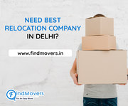Need Best Relocation and Shifting Company in Delhi - LogisticMart