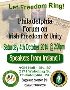 Forum on Irish Freedom & Unity