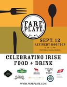 FarePlate: Mini Festival on Irish Food & Drink