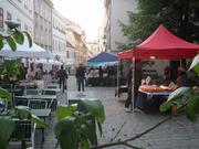 Kunst + Handwerk am Spittelberg Wien