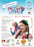 "Sommerfest ""Picón Latino"""