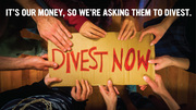 Fighting Climate Change by Divesting from Fossil Fuel Companies