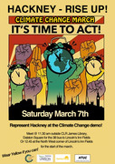 It's time to act! Climate Change Demo