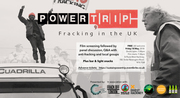 Sustainable Hackney Films For Action Presents 'Power Trip: Fracking in the UK'