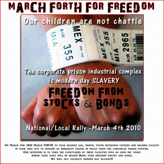 March Forth For Freedom