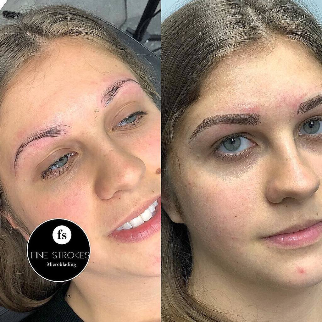 Permanent Makeup And Cosmetics