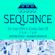 Sequence: A pop up exhibit