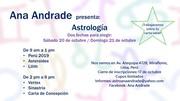 Astrología con Ana Andrade en Lima, Perú