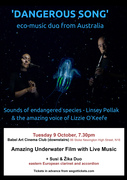 Dangerous Song: underwater film with live music