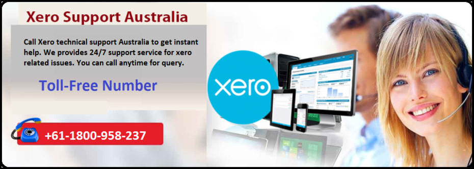 Xero Customer Helpline Number +61-1800-958-237