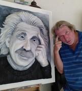 Albert Einstein & me b (2)