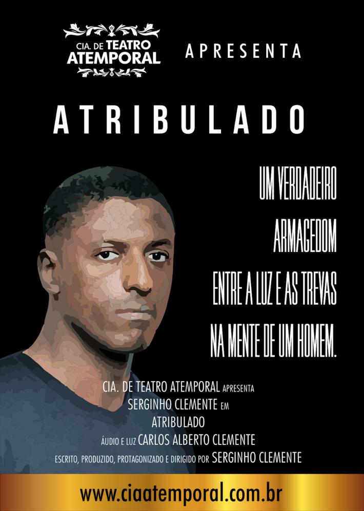 Poster - Atribulado