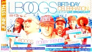 HOT 97's L BOOGs BDAY bash