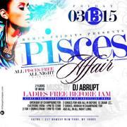 Remix Fridays Pisces Affair at Katra