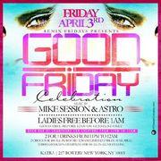 Remix Fridays Good Friday Edition at Katra