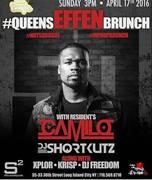 #NotSoBoujie Hip Hop Brunch 50 Cent Live With DJ Camilo at Studio Square