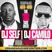 10th Annual Urban Paradise Weekend DJ Camilo Live