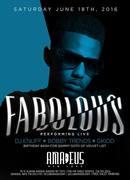 Fabolous Live At Amadeus Nightclub