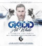 Daylife Summer Series Brunch DJ G-Kidd All White Birthday Bash At The Lobby