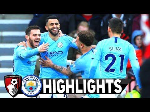 ดูด้านล่าง ฟูลแมตช์+ไฮไลท์เต็มพากย์ไทย Bournemouth 0-1 Manchester City  HD แซงหงส์ขึ้นจ่าฝูง