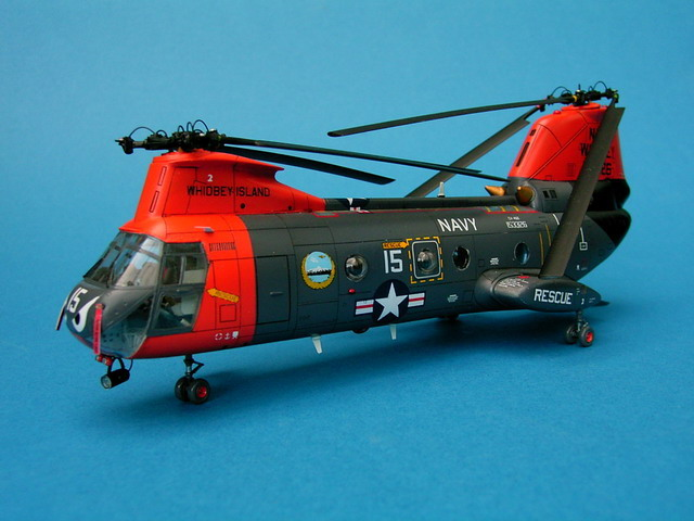 HH-46A Sea Knight SAR