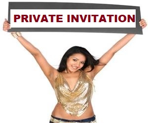 Private invatation