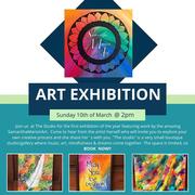 """นิทรรศการ """"Art Exhibition"""""""
