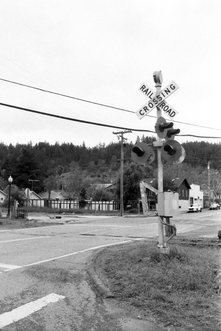Highway 128, Geyserville