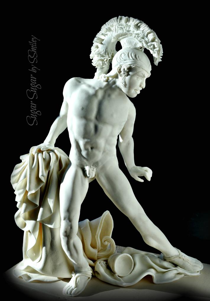 Achilles - Greco Roman Statues Challenge