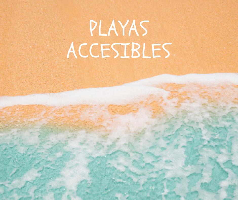 Playas accesibles para discapacitados en España