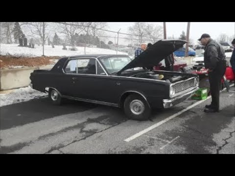 Walk About A 1966 Dodge Dart GT 273 and Factory 4 Speed
