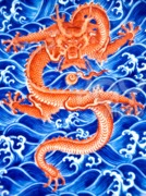 Chinese-red-dragon-