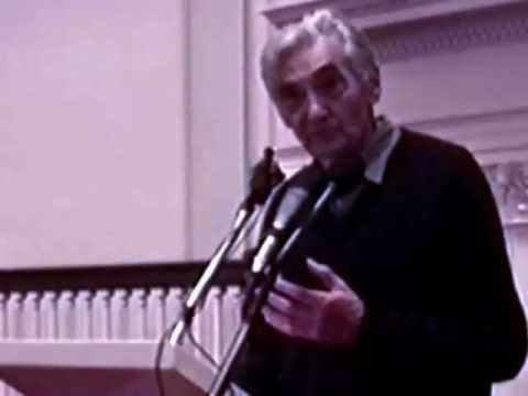 Howard Zinn on the Media, the War on Terror, and the U.S. Imperialist Bent - Early 2002
