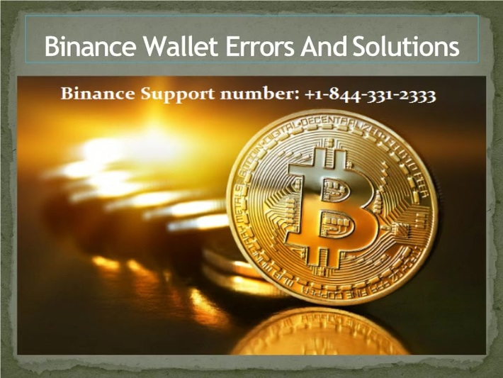 Binance Support Number 【1 844-331-2333】 Phone Number