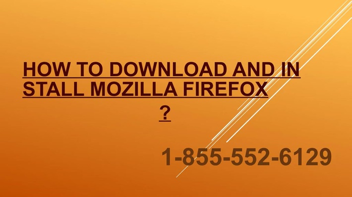 How to download and install Mozilla Firefox