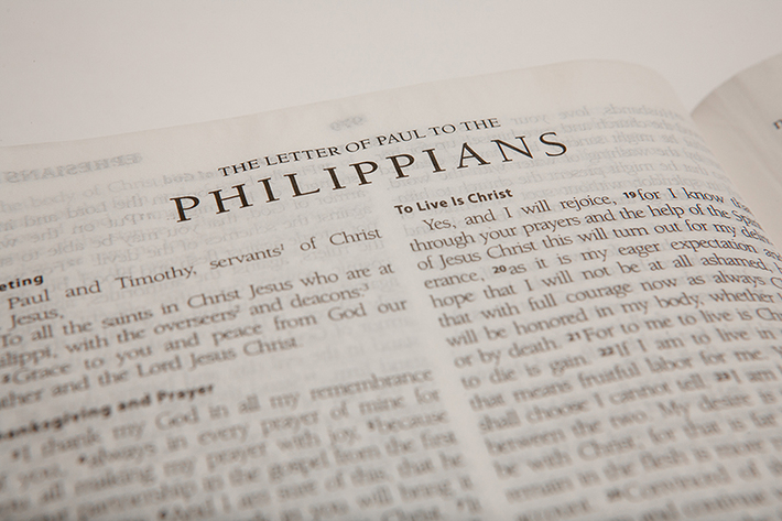 NEW Podcast Episode - Philippians- Lesson 4, What Does It