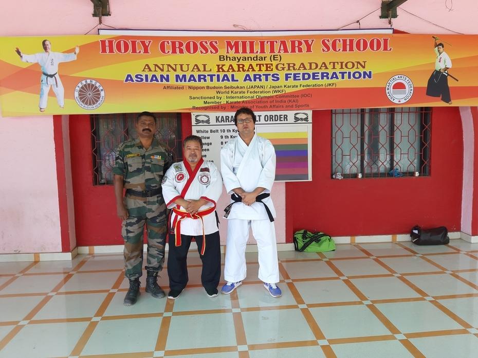 Asian Martial Arts Federation - INDIA