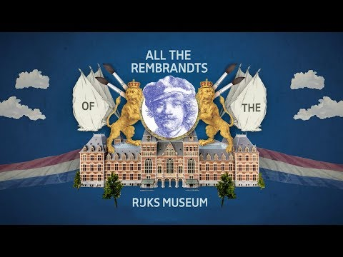 All the Rembrandts - Rijksmuseum