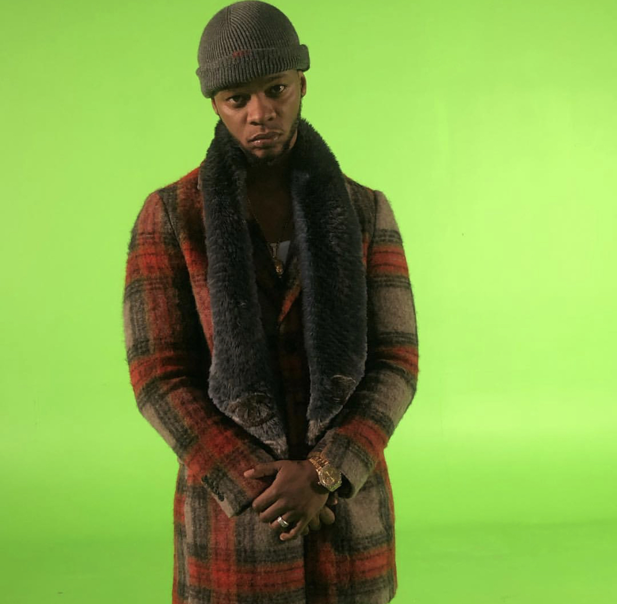 Papoosepapoose Use Logos In His Freestyle