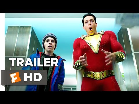 Shazam! Trailer #2 (2019) | Movieclips Trailers