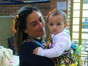 Minha sobrinha Luciane
