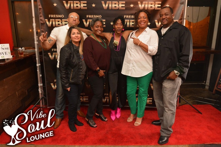 Vibe Soul Lounge - 90's Edition